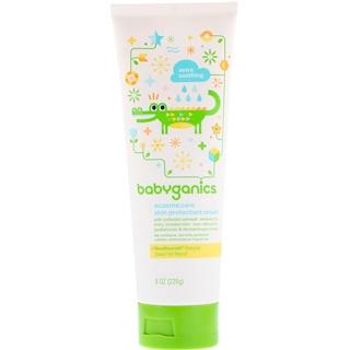 BabyGanics, Eczema Care, Skin Protectant Cream, 8 oz (226 g)