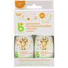 BabyGanics, Alcohol-Free, Foaming Hand Sanitizer, Mandarin, 2 Pack, 1.69 fl oz (50 ml) Each