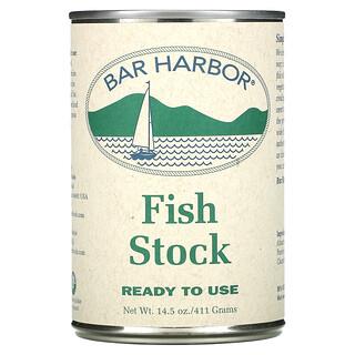 Bar Harbor, Fish Stock, 14.5 oz (411 g)