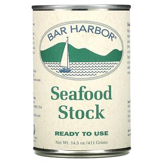 Bar Harbor, Seafood Stock, 14.5 oz (411 g)