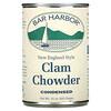 Bar Harbor, 新英格蘭蛤蜊濃湯,濃縮型,15 盎司(425 克)