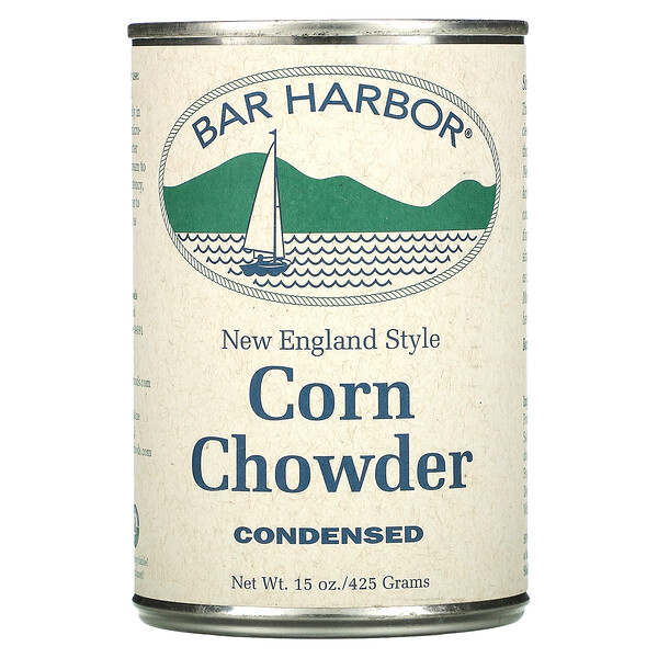 New England Style Corn Chowder, Condensed, 15 oz (425 g)