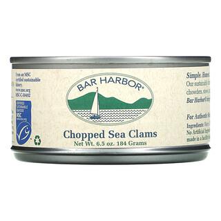 Bar Harbor, Chopped Sea Clams, 6.5 oz (184 g)