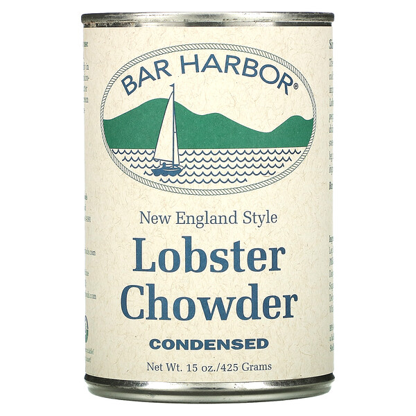 New England Style Condensed Lobster Chowder, 15 oz (425 g)