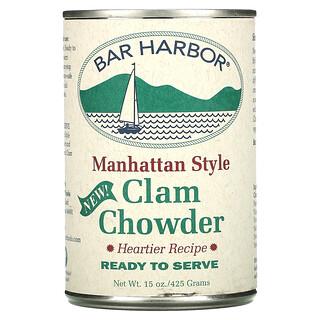 Bar Harbor, Manhattan Style Clam Chowder, 15 oz (425 g)