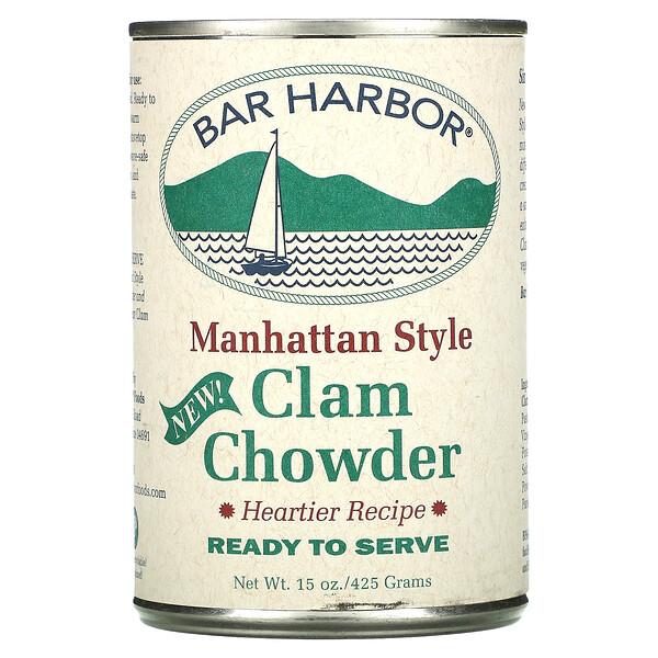 曼哈頓蛤蜊雜燴,15 盎司(425 克)