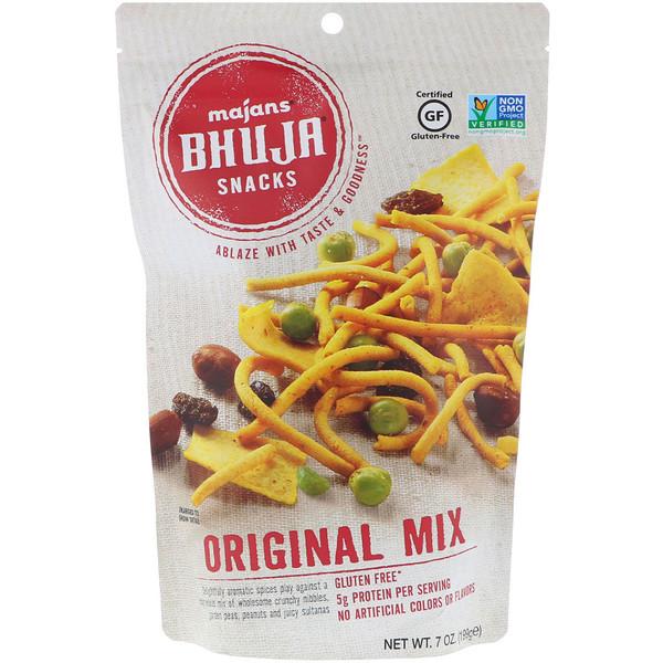Bhuja, オリジナルミックス、7 オンス (199 g)