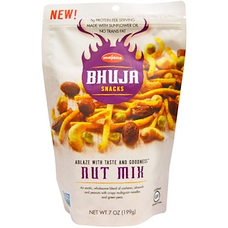 Bhuja, Mix de nueces, 7 oz (199 g)
