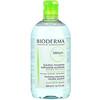 Bioderma, Sebium, Purifying Cleansing Micelle Solution, 16.7 fl oz (500 ml)