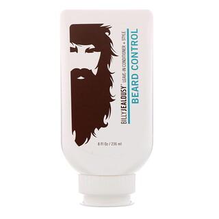 Billy Jealousy, Acondicionador sin enjuague + moldeado para el control de la barba, 236ml (8oz.líq.)