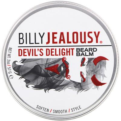 Купить Billy Jealousy Бальзам для бороды «Дьявольское очарование», 57г