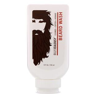 Billy Jealousy, Champú para barba, 236ml (8oz.líq.)