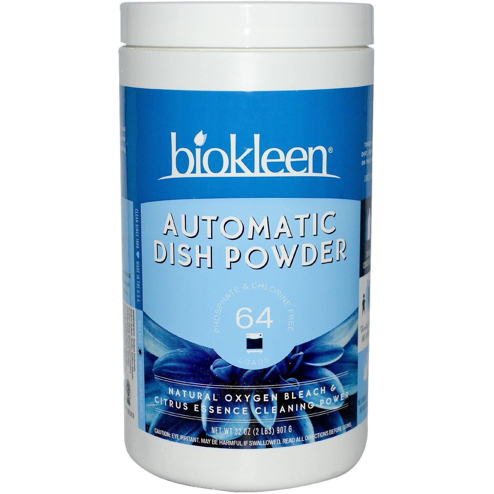 Bio Kleen, Automatic Dish Powder, 32 oz (907 g)