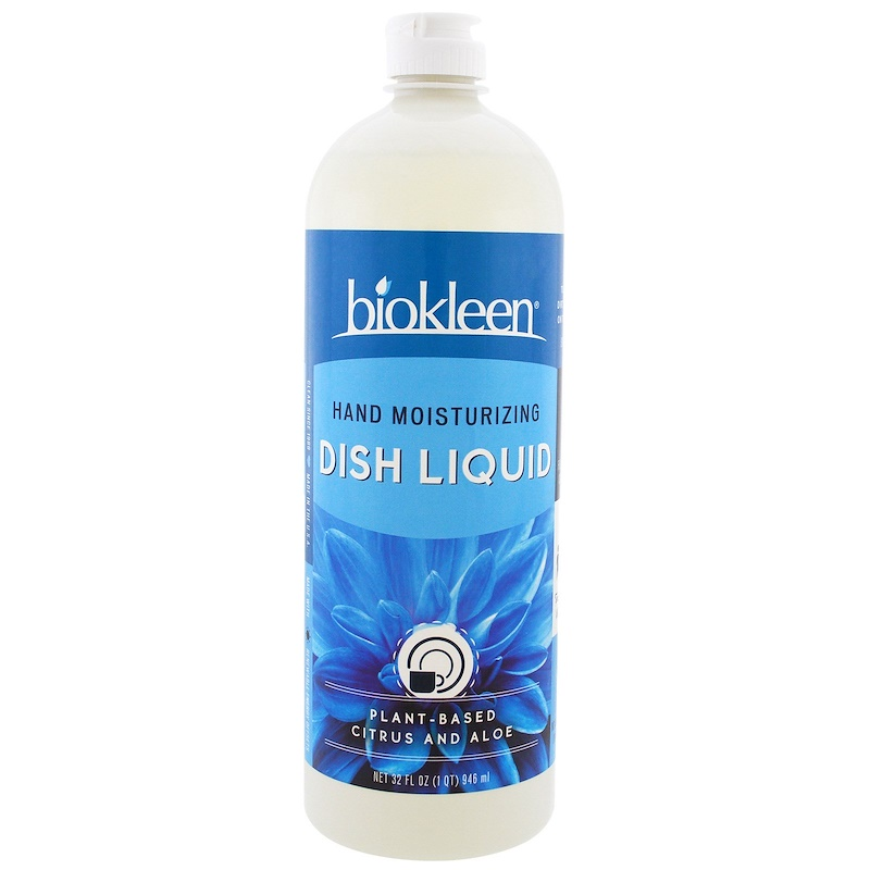 Dish Liquid, Hand Moisturizing, 32 fl oz (946 ml)