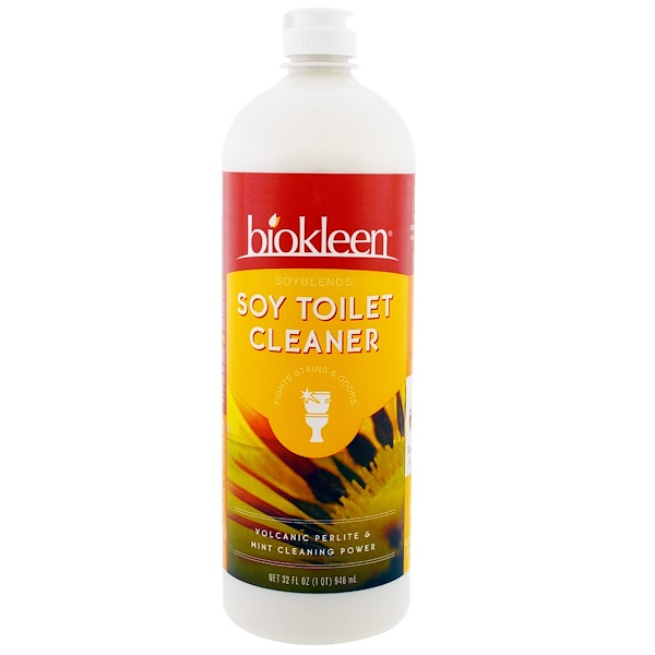 Bio Kleen, Soy Toilet Cleaner, 32 fl oz (946 ml) (Discontinued Item)