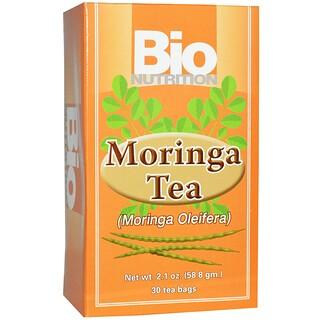 Bio Nutrition, Moringa Tea, 30 Tea Bags, 2.1 oz (58.8 g)