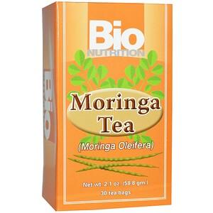 Байо Нутришн, Moringa Tea, 30 Tea Bags, 2.1 oz (58.8 g) отзывы