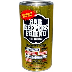 Bar Keepers Friend, Cleanser & Polish, 12 oz (340 g)