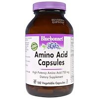 Капсулы с аминокислотами, 180 капсул в растительной оболочке - фото