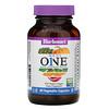 Bluebonnet Nutrition, Men's ONE, Whole Food-Based Multiple, 60 Vegetable Capsules