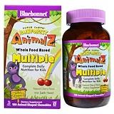 Отзывы о Bluebonnet Nutrition, Super Earth, Rainforest Animalz, продукты серии Whole Food, натуральный апельсиновый ароматизатор, 180 жевательных конфет