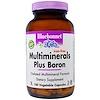 Bluebonnet Nutrition, Multiminerals Plus Boron, Iron-Free, 180 Veggie Caps