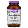 Bluebonnet Nutrition, Multiminerals Plus Boron, Iron-Free, 180 Vegetable Capsules