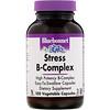 Bluebonnet Nutrition, Stress B-Complex, 100 Vegetable Capsules