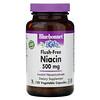 Bluebonnet Nutrition, Flush-Free Niacin, 500 mg, 120 Vegetable Capsules