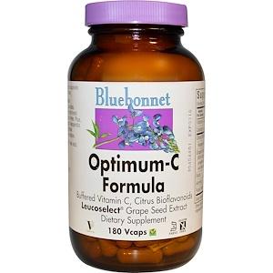 Блубоннэт Нутришен, Optimum-C Formula, 180 Vcaps отзывы