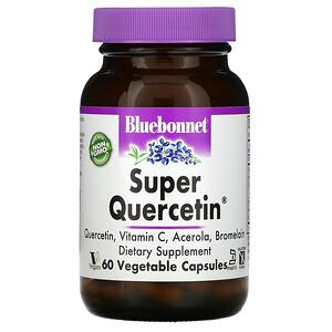 Блубоннэт Нутришен, Super Quercetin, 60 Vegetable Capsules отзывы покупателей
