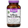 Bluebonnet Nutrition, Buffered Vitamin C, 500 mg, 180 Vegetable Capsules
