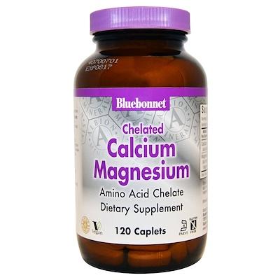 Хелатный кальций и магний, 120 таблеток