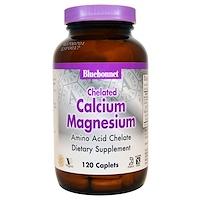 Хелатный кальций и магний, 120 таблеток - фото