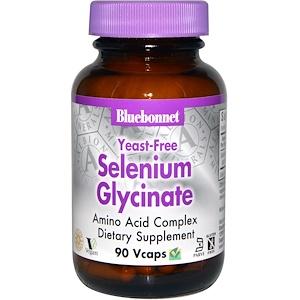 Блубоннэт Нутришен, Selenium Glycinate, 90 Vcaps отзывы