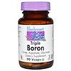 Bluebonnet Nutrition, Triple Boron, 90 Vcaps