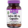 Bluebonnet Nutrition, CoQ10, 30 mg, 90 Vegetable Capsules