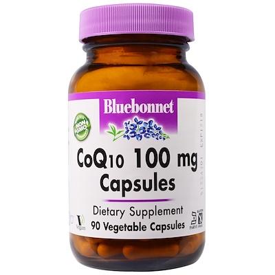 Купить CoQ10, 100 мг, 90 капсул в растительной оболочке