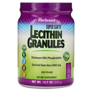 Bluebonnet Nutrition, Super Earth, Lecithin Granules, 12.7 oz (360 g)