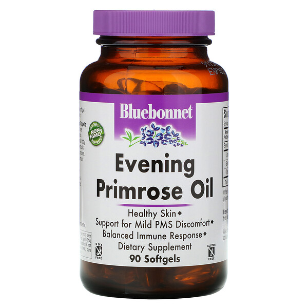 Evening Primrose Oil, 1,300 mg, 90 Softgels
