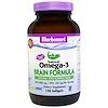 Bluebonnet Nutrition, Natural Omega-3, Brain Formula, 120 Softgels