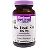 Bluebonnet Nutrition, Red Yeast Rice, 600 mg, 120 Veggie Caps
