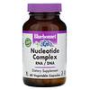 Bluebonnet Nutrition, Nucleotide Complex, RNA / DNA, 60 Vcaps