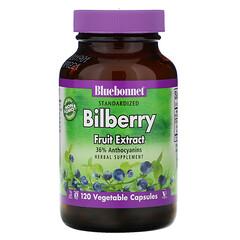 Bluebonnet Nutrition, 標準化山桑果提取物素食膠囊,120 粒裝