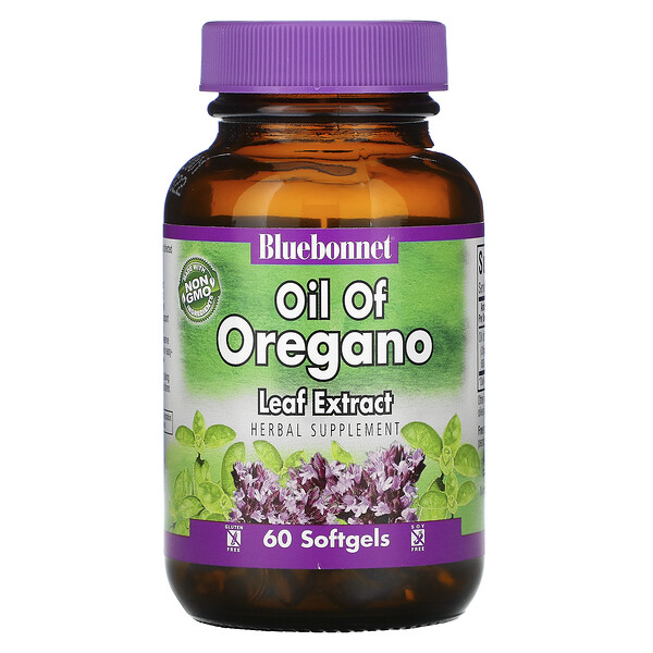 Oil of Oregano Leaf Extract, 60 Softgels