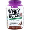 Bluebonnet Nutrition, Whey Protein Isolate, Natural Chocolate, 2 lbs (924 g)