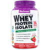 Bluebonnet Nutrition, 100% Natural, Whey Protein Isolate, Natural Strawberry Flavor, 2 lb (924 g)