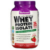 Bluebonnet Nutrition, 100% Natural, Whey Protein Isolate, Natural Strawberry, 2 lb (924 g)