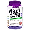 Bluebonnet Nutrition, Whey Protein Isolate, Natural Mixed Berry Flavor, 2 lbs (924 g) (Discontinued Item)