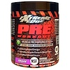 Bluebonnet Nutrition, Extreme Edge, Pre Workout, Muscle Recharging Stack, Vigorous Grape Flavor, 0.66 lbs (300 g)